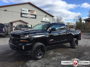 2018 Chevrolet Silverado 1500 LT 3.5 RCX LIFT WHEEL/TIRE/LEATHER PKG!