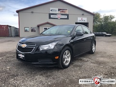 2014 Chevrolet Cruze 100% GUARANTEED AUTO FINANCING! Sedan
