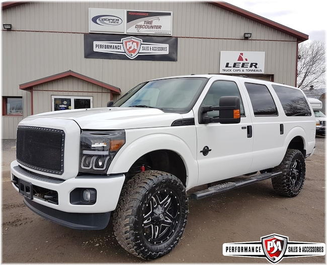 2012 Ford Excursion F-350 CONVERSION SUV
