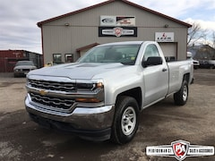 2016 Chevrolet Silverado 1500 Reg long box 4x4 Regular Cab