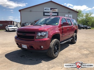 2014 Chevrolet Suburban LTZ 2500 HD DURAMAX DIESEL CONVERSION