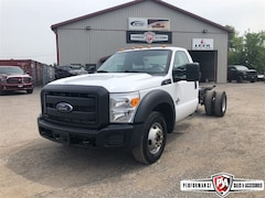2014 Ford F-350 CAB AND CHASSIS POWERSTROKE DIESEL Cab and Chassis