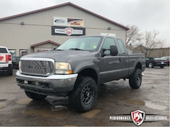 2002 Ford F-350 LARIAT POWERSTROKE DIESEL 4X4 Extended Cab