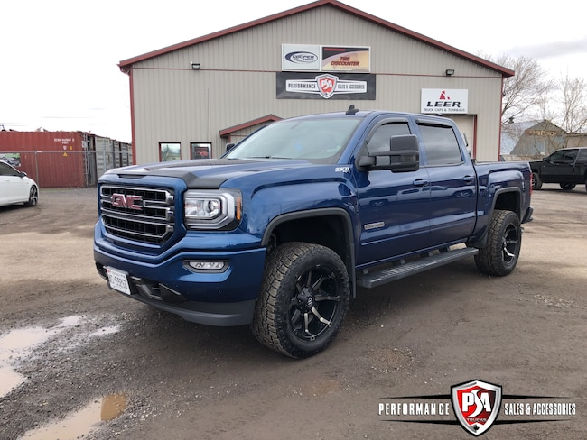 Used 2017 Gmc Sierra 1500 For Sale At Performance Sales Leasing