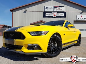 2016 Ford Mustang GT PREMIUM 5.0L H.O. Coupe
