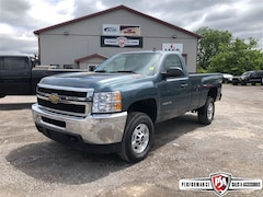 2011 Chevrolet SILVERADO 2500HD LT Regular Cab