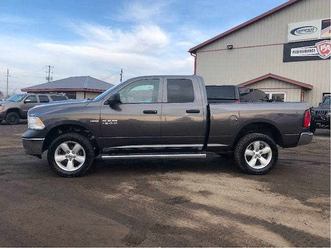 Used 2017 Ram 1500 For Sale At Performance Sales Amp Leasing