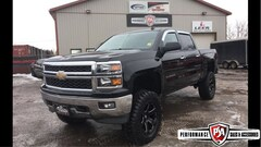 2014 Chevrolet Silverado 1500 LT R/C LIFT WHEEL TIRE PACKAGE! Crew Cab