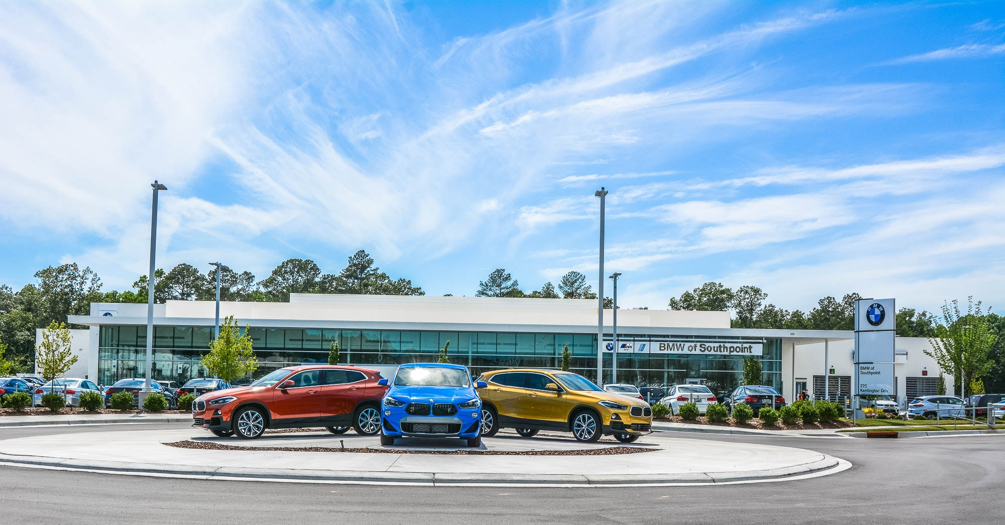 Car Dealerships In Durham Nc >> Bmw Of Southpoint Durham New 2019 Used Car Dealer