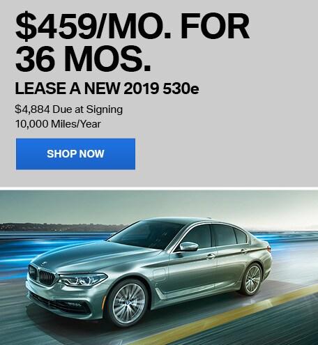 Lease a New 2019 530e