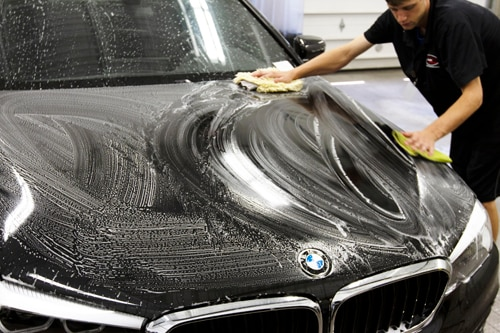 BMW Spa Packages   Detail Service at BMW of Southpoint