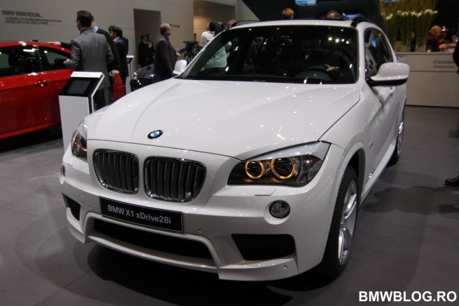 Performance Bmw Bmw X1 Will Debut At The 2012 Nyias