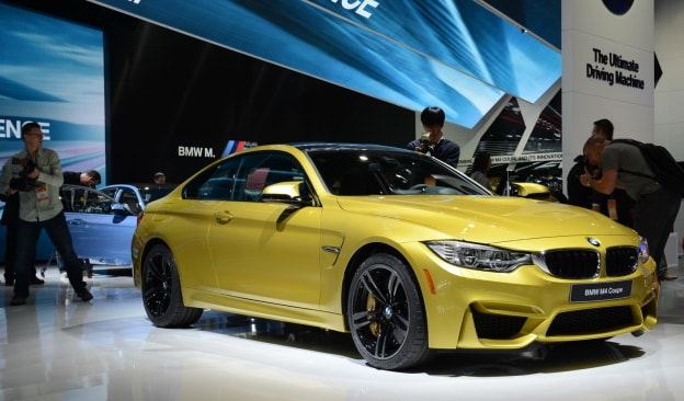 Performance BMW The BMW M Coupe Has Debuted - Bmw 2014 m4