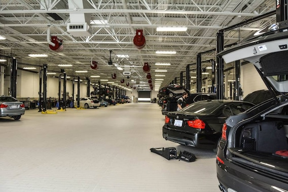 BMW Service Near Raleigh - Durham | BMW of Southpoint