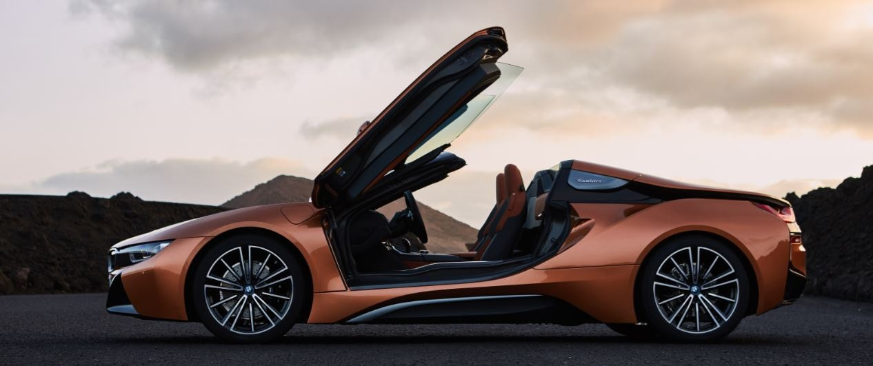 2019 Bmw I8 In Durham Bmw Of Southpoint