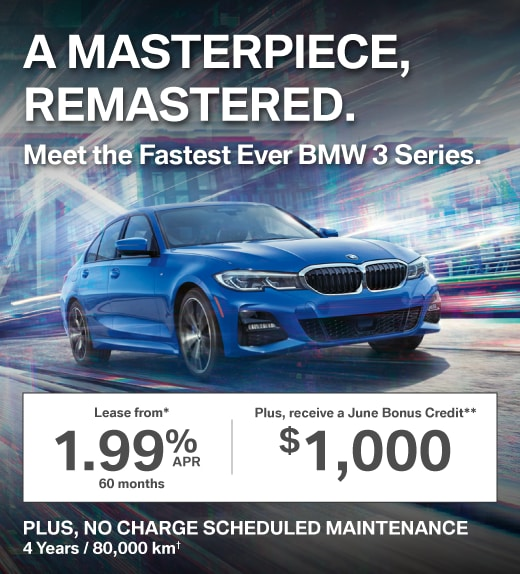 BMW 3 Series Special Offer