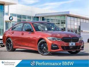 2019 BMW 330i xDrive-Prem.Enhanced-MSport-Advanced Driver Assist Sedan