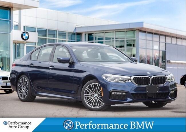 2018 BMW 530i xDrive. LEATHER. ROOF. NAVI. CAMERA. DEMO UNIT Sedan