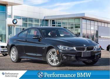 2019 BMW 430i xDrive - ACTIVE BLIND SPOT DETECTION Coupe