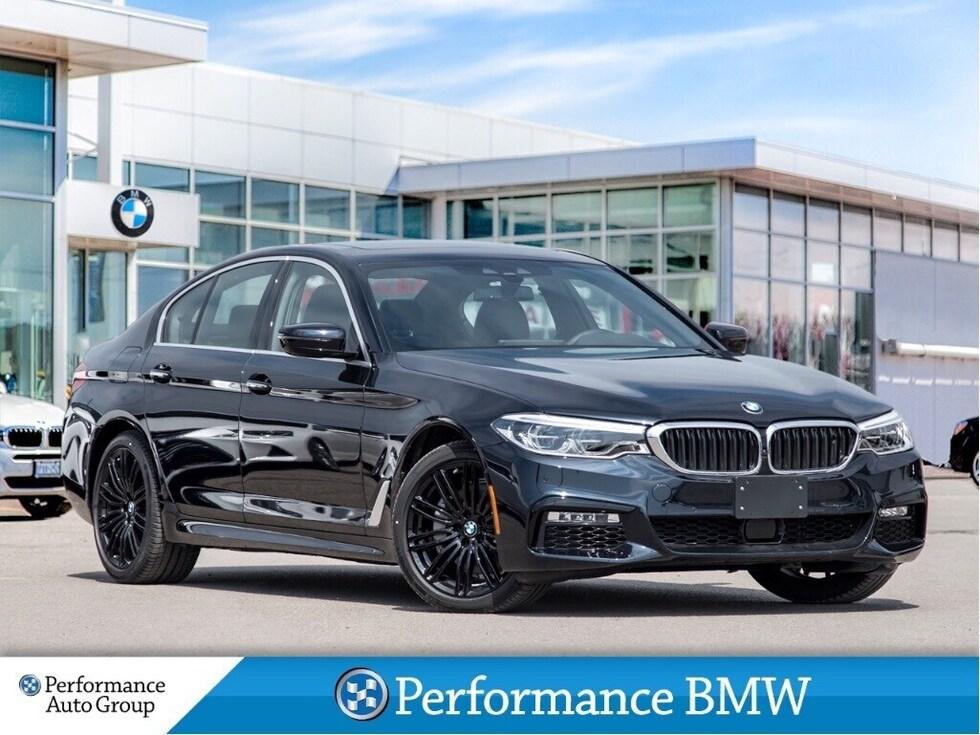 2018 BMW 540i xDrive. NAVI. CAMERA. HTD SEATS. DEMO UNIT  Sedan