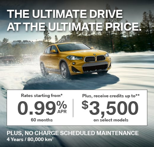 The Ultimate Drive at the Ultimate Price