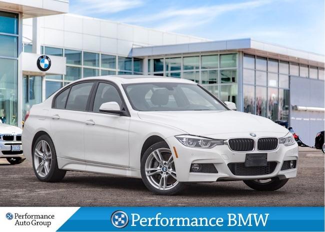 2018 BMW 330i xDrive - ACTIVE BLIND SPOT DETECTION Sedan