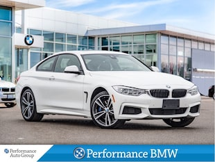 2016 BMW 435i xDrive. HTD SEATS. NAVI. CAMERA. ROOF. M ALLOYS Coupe