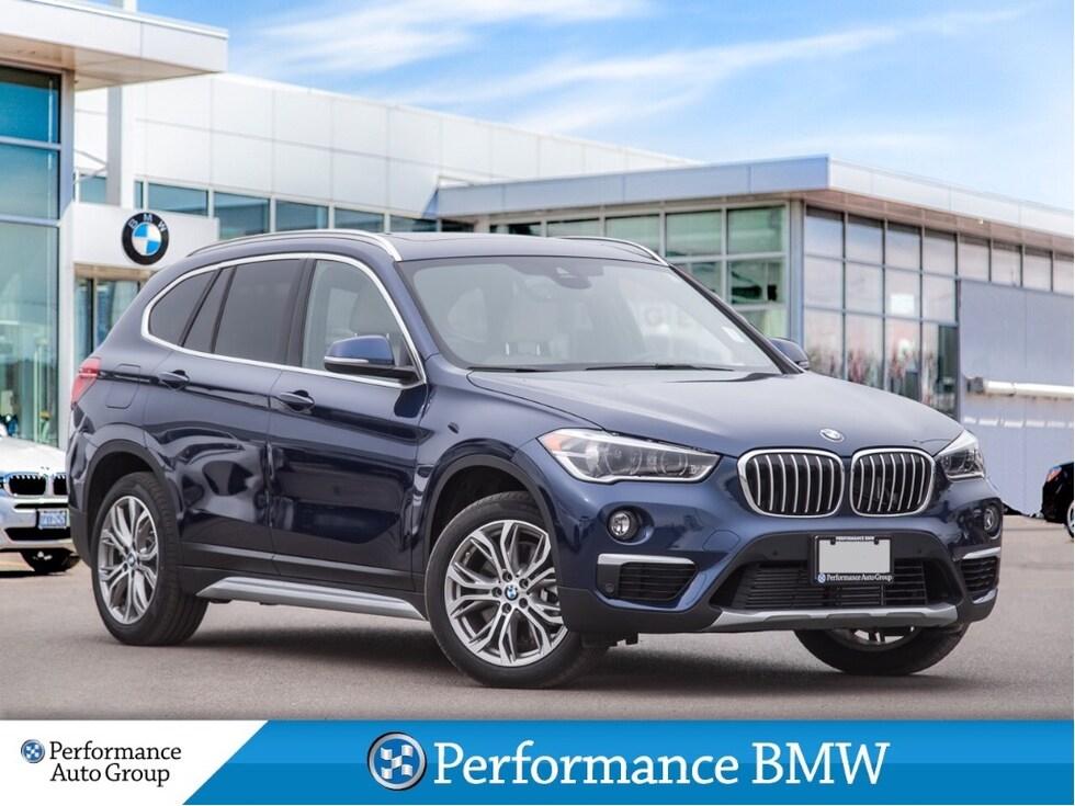 2019 BMW X1 xDrive28i. NAVI. HTD SEATS. CAMERA. DEMO UNIT SUV