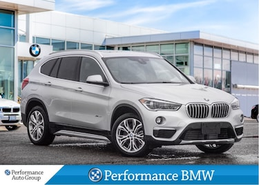 2018 BMW X1 xDrive28i - ON-BOARD NAV / KEYLESS ENTRY SUV