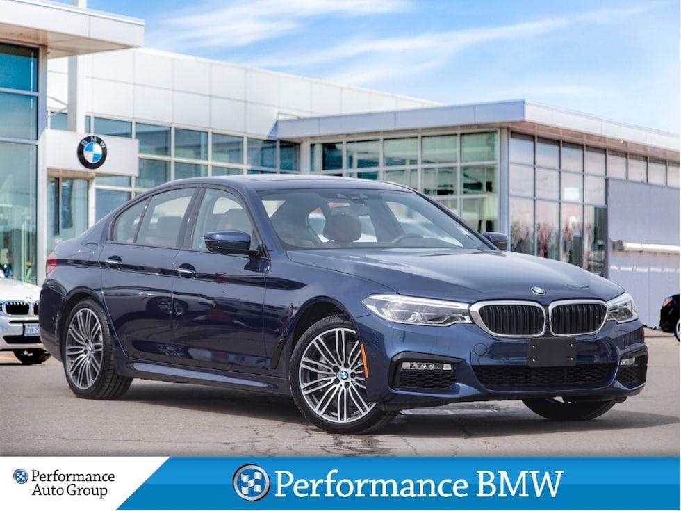 2018 BMW 530i xDrive. HTD SEATS. NAVI. ROOF. HARMAN/KARDON SOUND Sedan