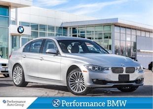 2015 BMW 328i xDrive. NAVI. ROOF. HTD SEATS. BLUETOOTH. LEATHER Sedan