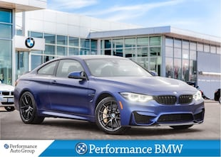 2019 BMW M4 CS - M DOUBLE CLUTCH TRANSMISSION Coupe