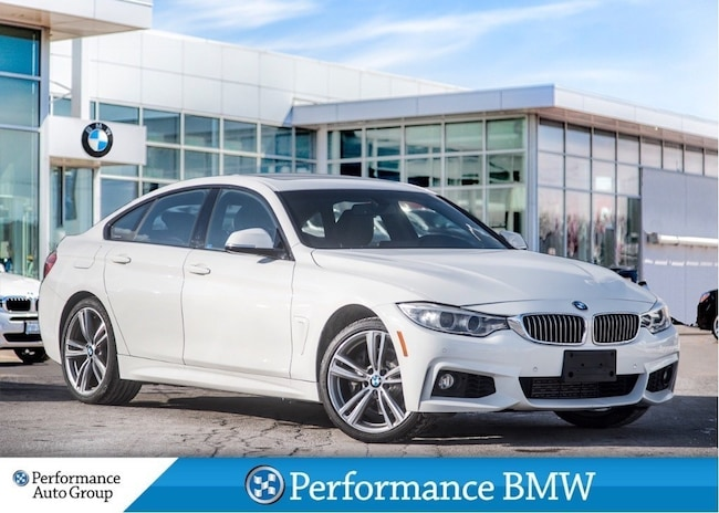 2016 BMW 435i xDrive. NAVI. CAMERA. ROOF. HTD SEATS Gran Coupe