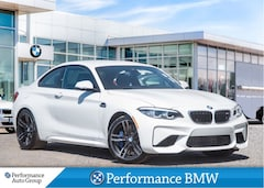 2018 BMW M2 Coupe Coupe