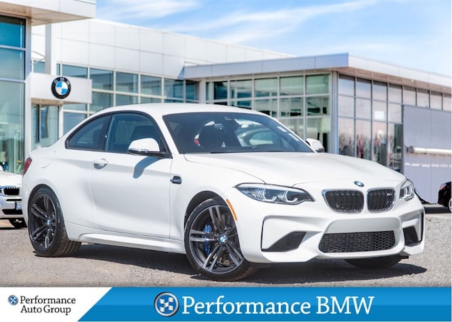 2018 BMW M2 Coupe - M DOUBLE CLUTCH TRANSMISSION Coupe