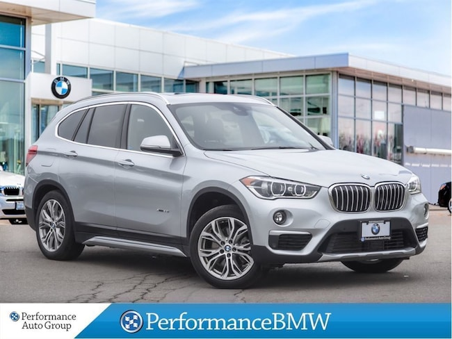 2018 BMW X1 xDrive28i. NAVI. CAMERA. PARK ASSIST. DEMO UNIT SUV