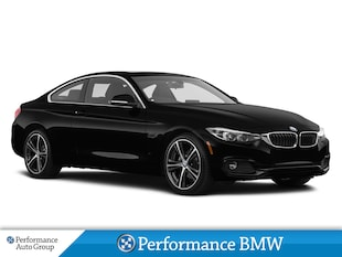 2019 BMW 430i xDrive. HTD SEATS. NAVI. ROOF. DEMO UNIT Coupe