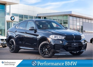 2018 BMW X6 xDrive35i - FINANCING AS LOW AS 2.9% OAC SUV