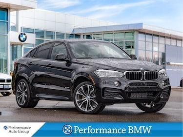 2019 BMW X6 xDrive35i-PREM.ENHNCE-21ALY-MSPORT-DEMO-FRM 0.99% SUV