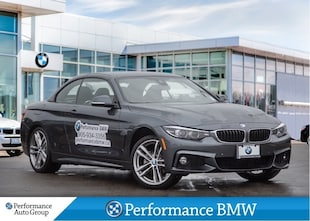 2019 BMW 430i xDrive. PREMIUM ENHANCED PKG. NAVI. DEMO UNIT Cabriolet