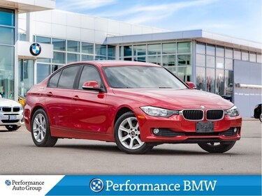 2013 BMW 320 HTD SEATS. BLUETOOTH. KEYLESS. ALLOYS Sedan