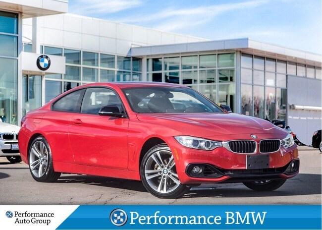 2016 BMW 428i xDrive. BLUETOOTH. NAVI. CAMERA. HTD SEATS. ALLOYS Coupe