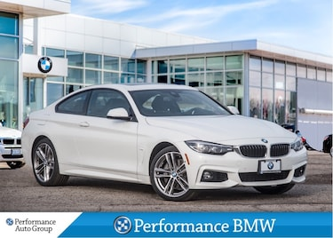 2019 BMW 440i xDrive - REAR VIEW CAMERA / HEAD-UP DISPLAY Coupe