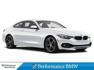 2019 BMW 430i xDrive. HTD SEATS. NAVI. CAMERA. DEMO UNIT Coupe