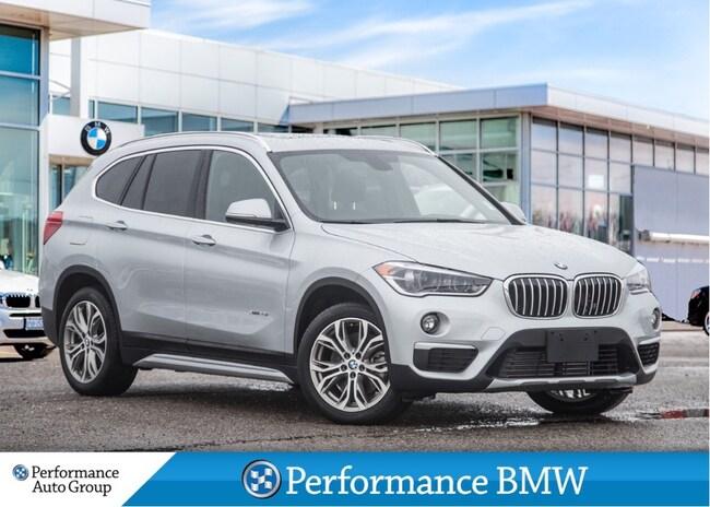 2018 BMW X1 xDrive28i. PREMIUM ESSENTIAL PKG. NAVI. DEMO UNIT SUV