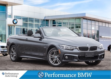 2019 BMW 430i xDrive - SURROUND VIEW CAMERAS / KEYLESS ENTRY Cabriolet