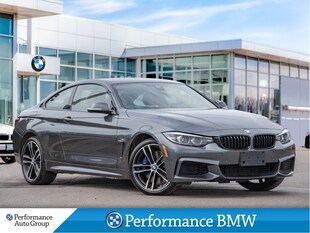 2020 BMW 4 Series 440i xDrive-Prem.Enh-M.PerfII-Manual-Demo-Frm3.99% Coupe