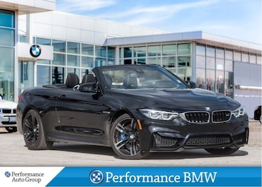 2018 BMW M4 M DOUBLE CLUTCH TRANSMISSION Cabriolet