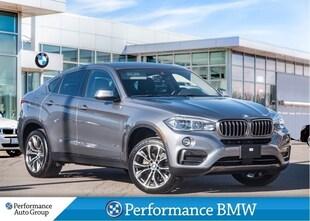2018 BMW X6 xDrive35i. HTD SEATS. CAMERA. NAVI. DEMO UNIT SUV