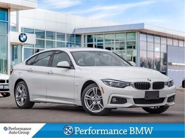 2019 BMW 430i xDrive-Prem.Enhance-Surround View-Wireless-Wifi Gran Coupe